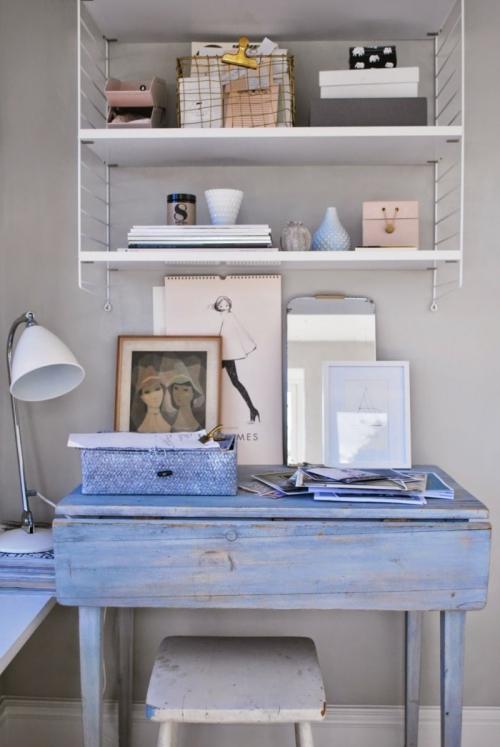 meubles shabby chic mélange intimidant de styles