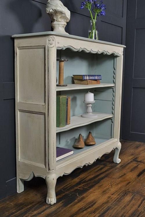 meubles shabby chic le style artistique et boh me. Black Bedroom Furniture Sets. Home Design Ideas