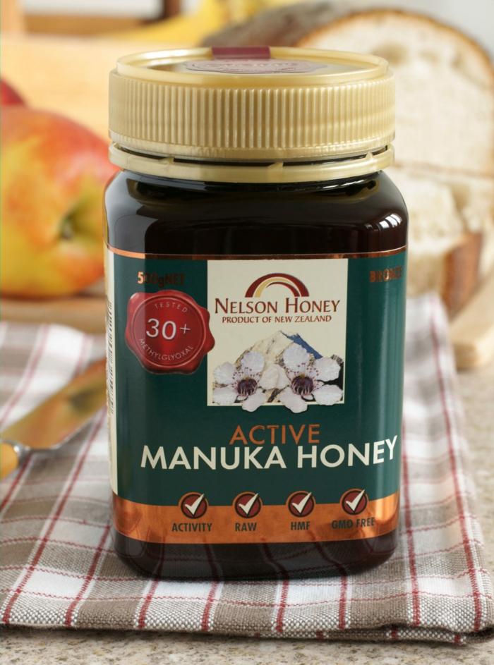 miel de manuka quels sont les bienfaits