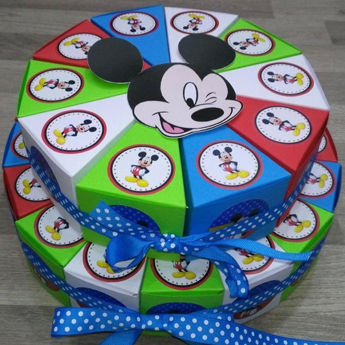 miki mouse boite dragées pour enfant