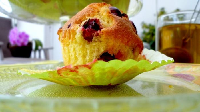 muffins à la groseille à maquereau