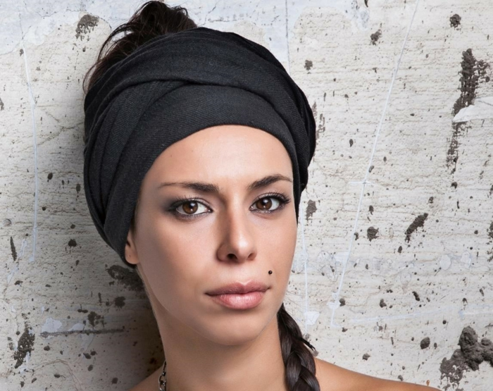 nouer foulard cheveux turban