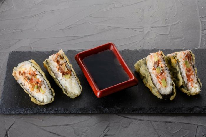 onigirazu sandwich japonais idée