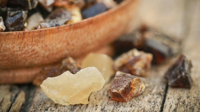résine encens oliban utilisation