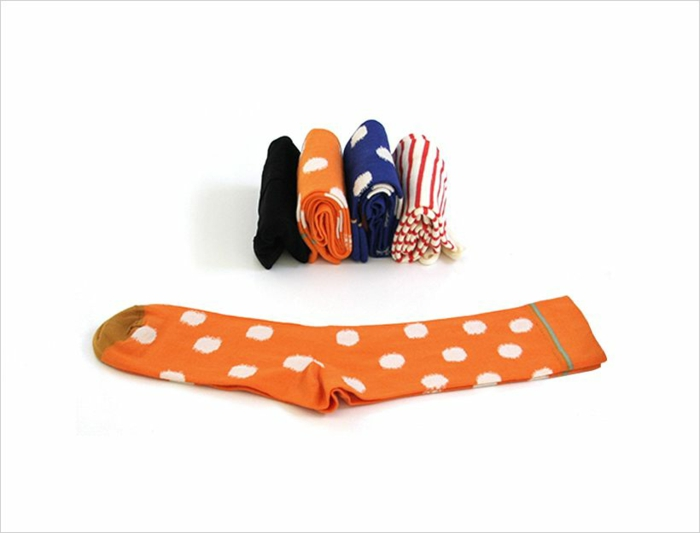 rangement konmari marie kondo chaussettes