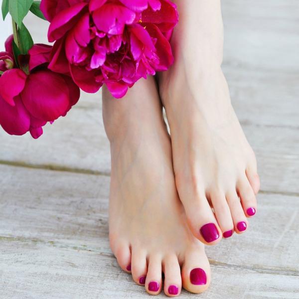 sel d'epsom contre la mauvaise odeur des pieds