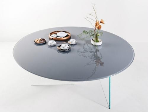table à manger joli design table ronde