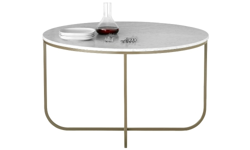 table à manger style design contemporain