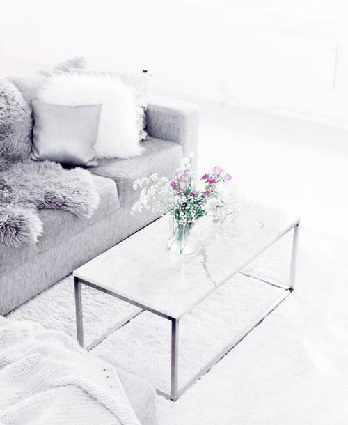 table basse en marbre table rectangulaire