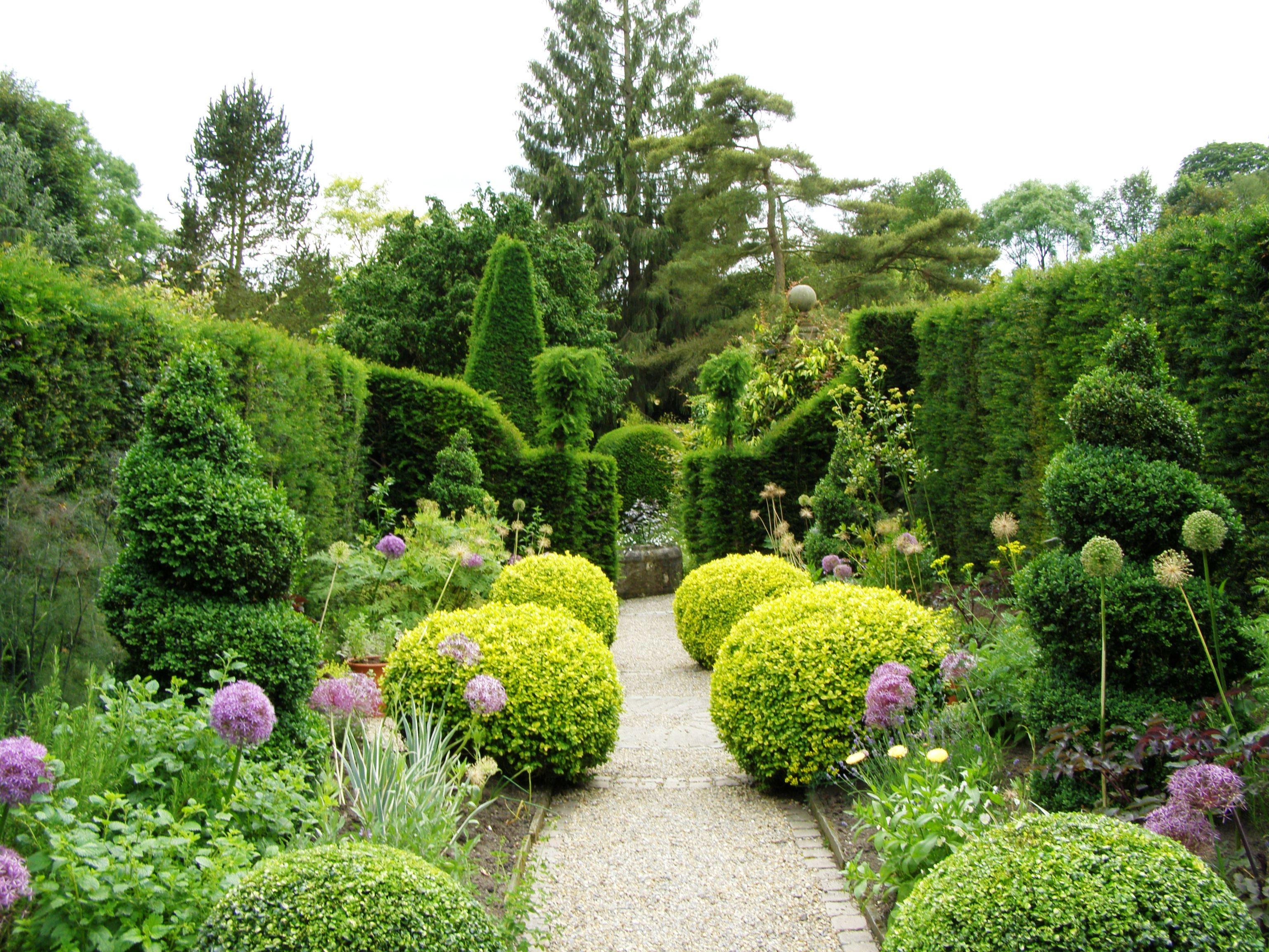 Exemple d am nagement de jardin en pente ou en rocaille - Exemple amenagement jardin ...