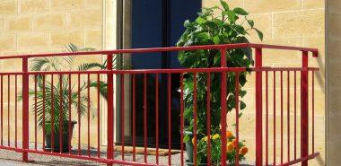 Idee Barriere Balcon Garde Corps Pour Votre Securite