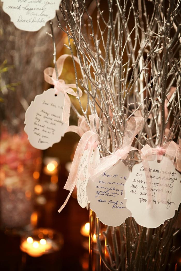 arbre à voeux mariage