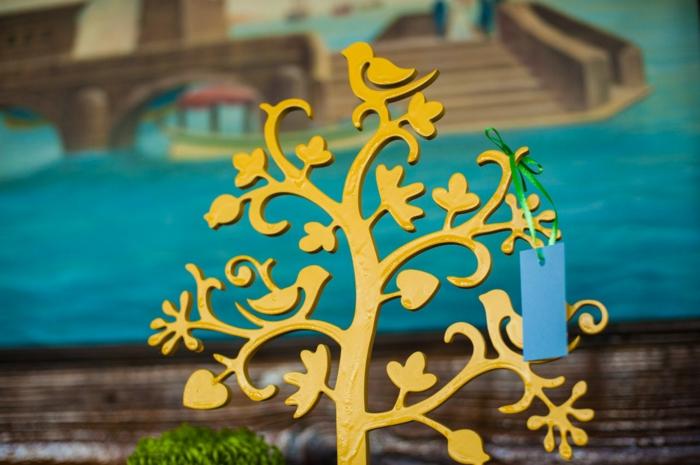 arbre à voeux pour un mariage mémorable