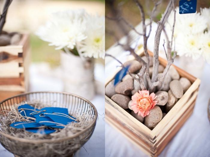 arbre à voeux pour un mariage unique