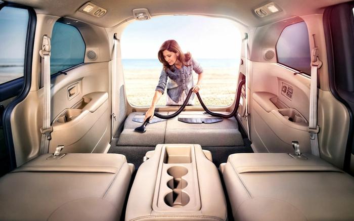 astuces nettoyer des sièges de voiture