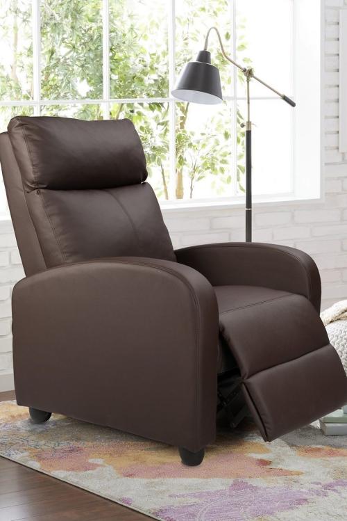chaise cosy fauteuil en cuir