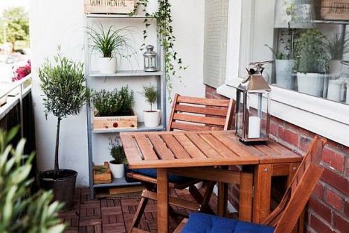 comment aménager un balcon sol en parquet