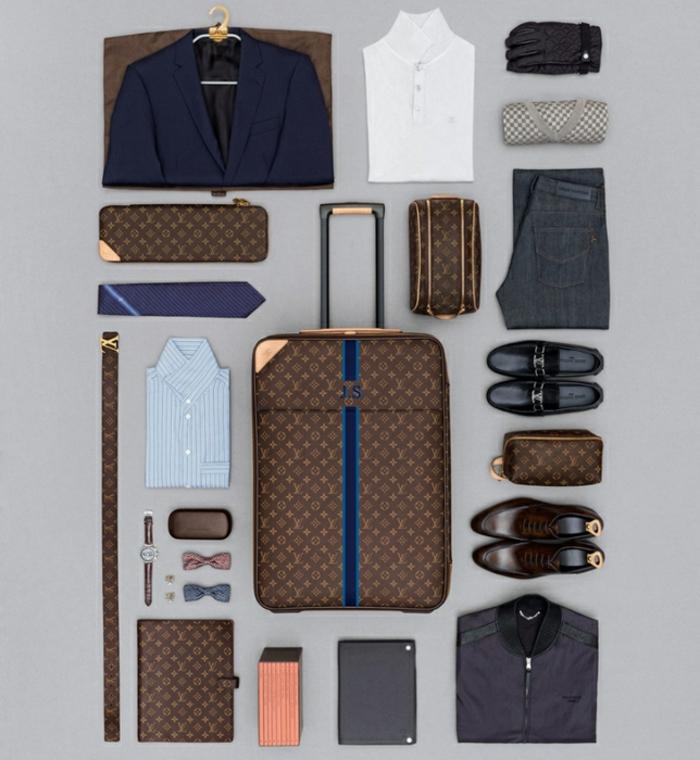 comment ranger sa valise parfaitement