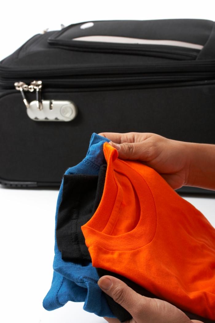 comment ranger sa valise et vos vêtements