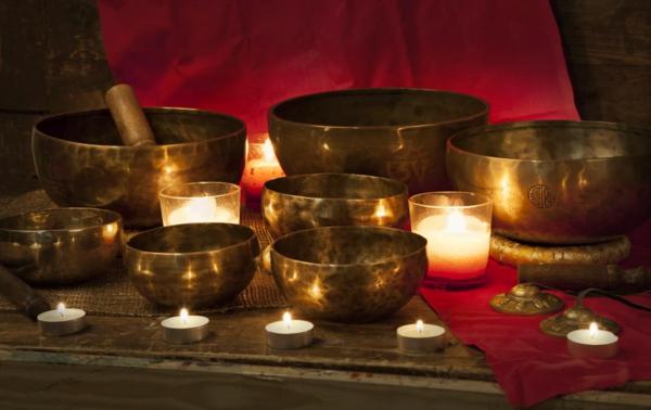 comment utiliser un bol tibétain