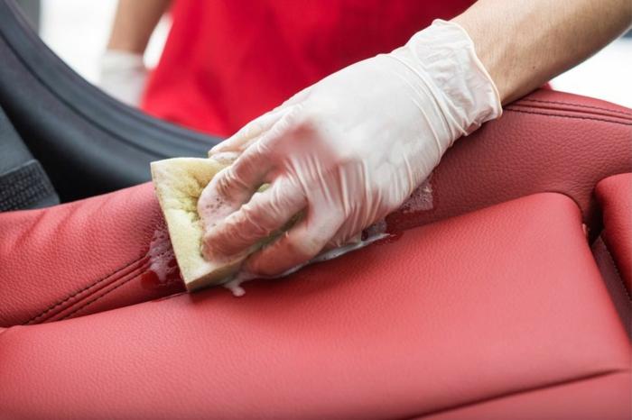 conseils pour une voiture propre nettoyer des sièges de voiture