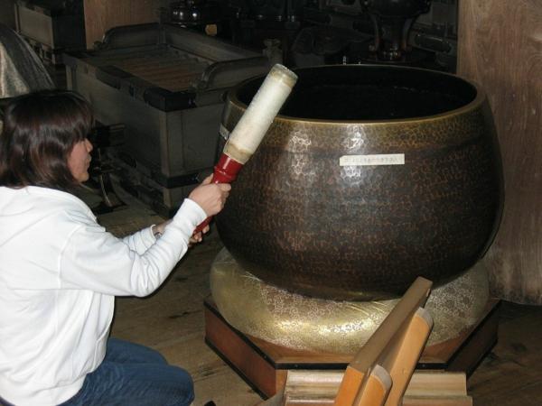 correction des vibrations du corps bol tibétain