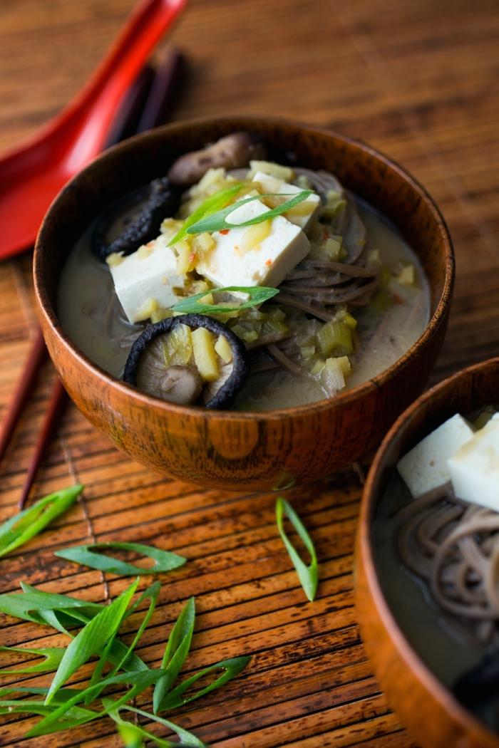 cuisine japonaise soupe miso