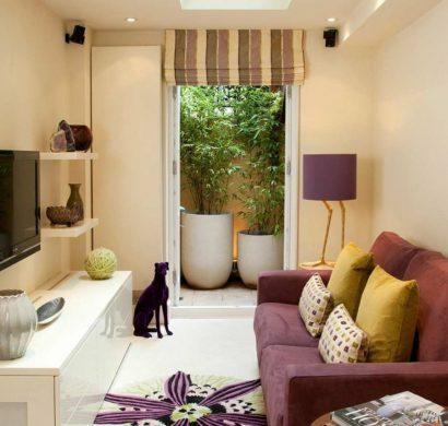 Aménager un petit salon c\'est créer un espace pratique et confortable