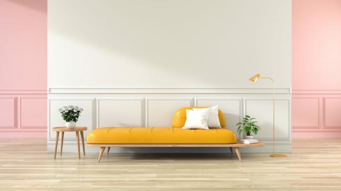 Jaune Gen-Z : adopter la nouvelle couleur tendance en décoration