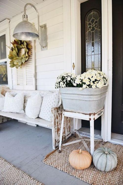 décoration extérieure terrasse embellie