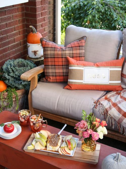 décoration jardinière extérieure le thé de l' après- midi