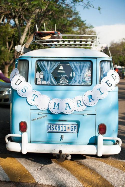 décoration voiture mariage une auto rétro