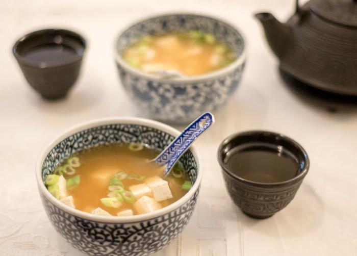 diy une soupe miso