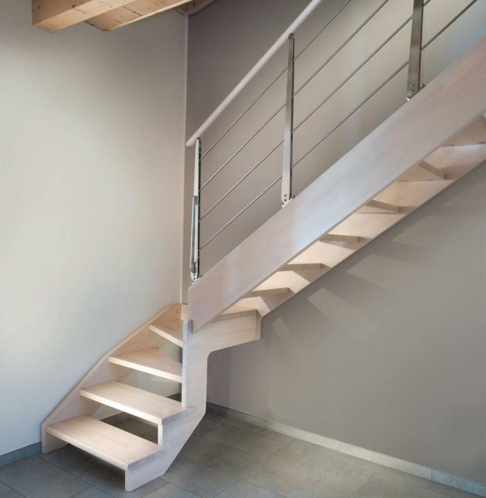Quel matériel pour la rampe d\'escalier : allier fiabilité et esthétique