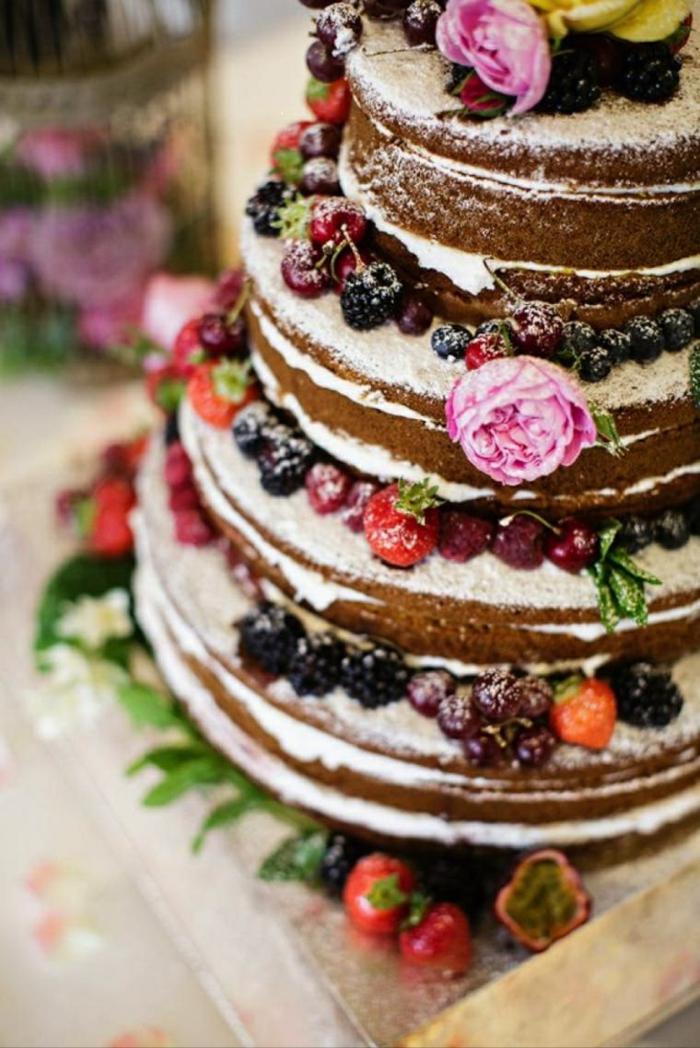 gâteau anniversaire idée inspirante