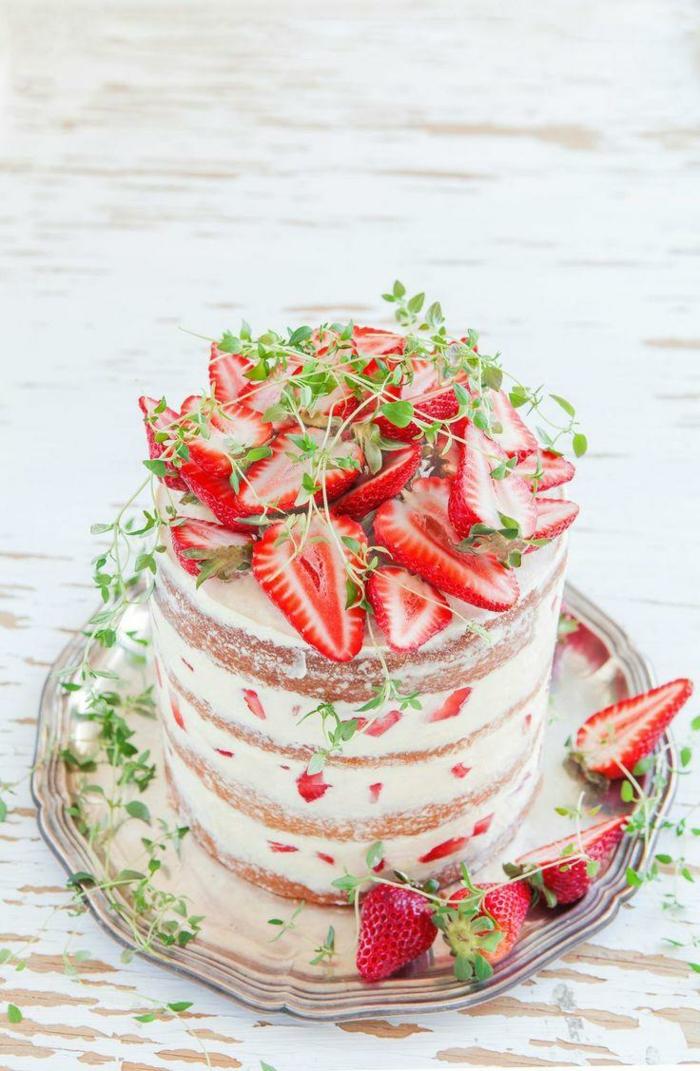 gâteau anniversaire idée