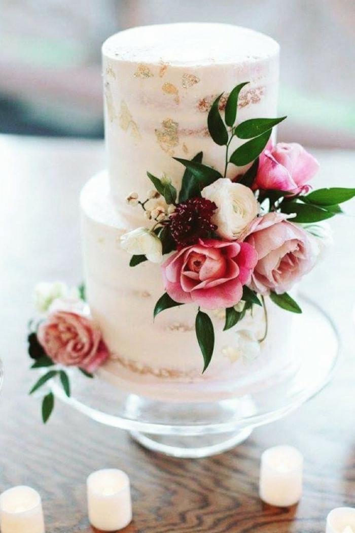 gâteau anniversaire nu idée décoration
