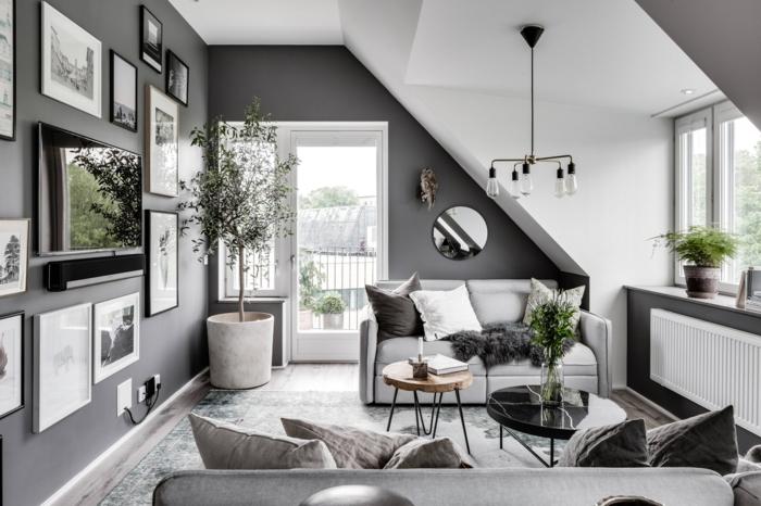 am nager un petit salon c 39 est cr er un espace pratique et. Black Bedroom Furniture Sets. Home Design Ideas