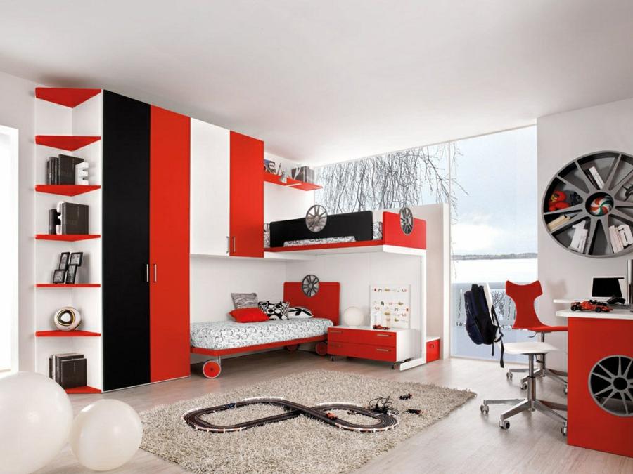 Idée déco chambre ado pour créer un design stylé et tendance
