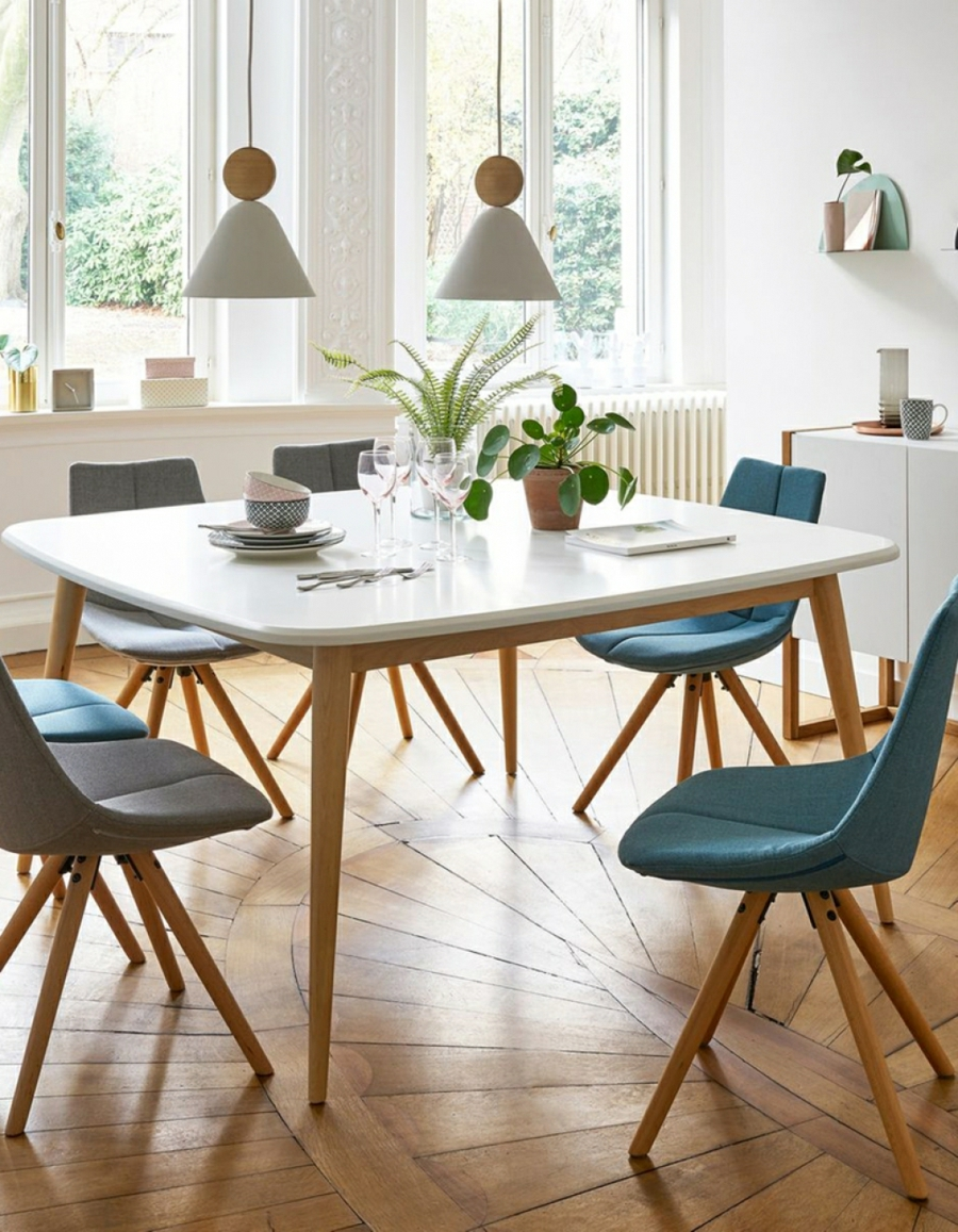 idée déco salle à manger moderne style scandinaveidée déco salle à manger moderne