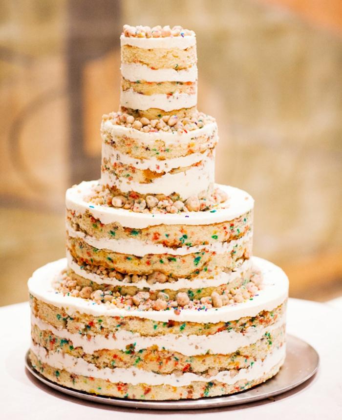 idée de gâteau anniversaire intéressante