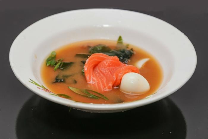 idée de recette de soupe miso