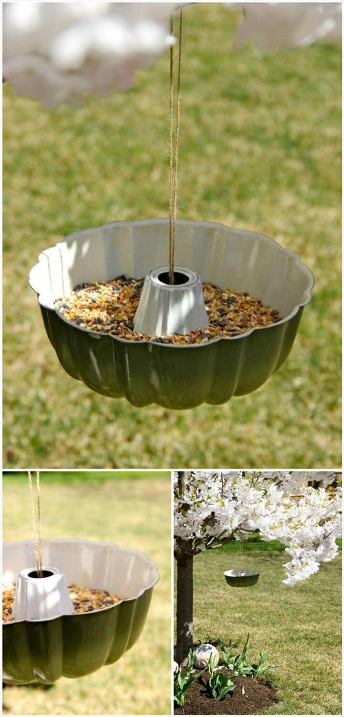 mangeoire oiseaux comment faire