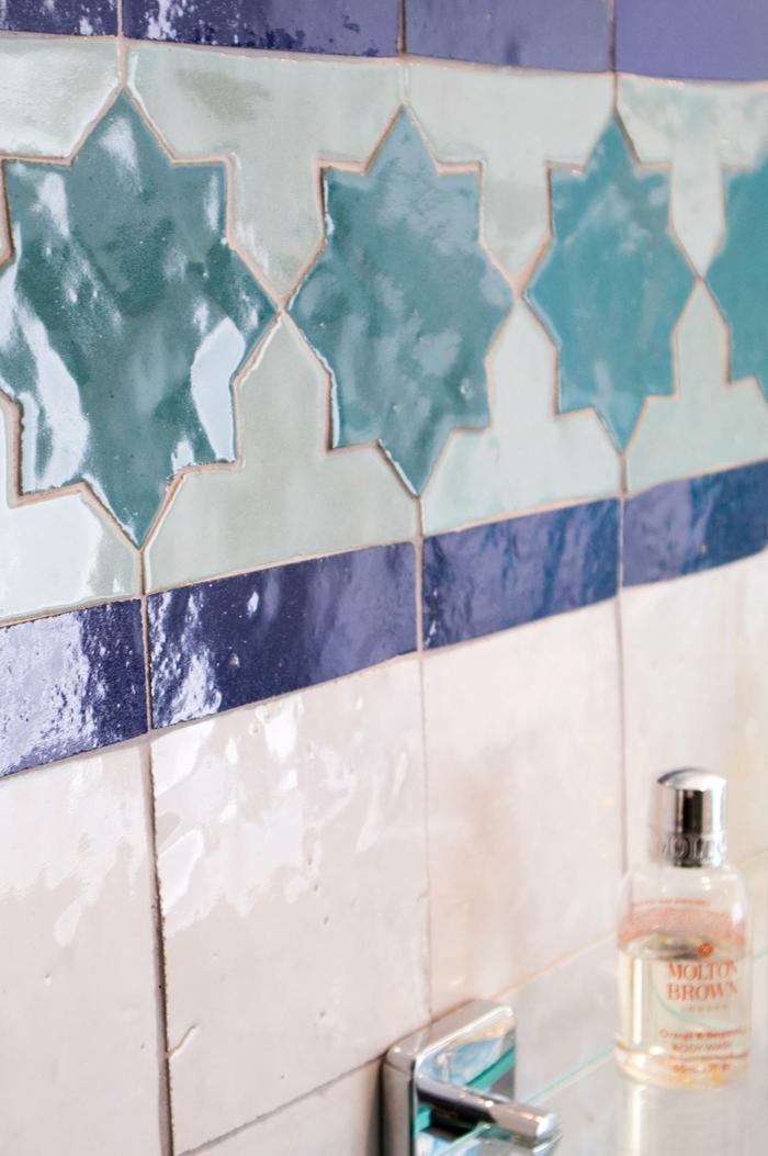 mosaïque zellige pour décorer la cuisine