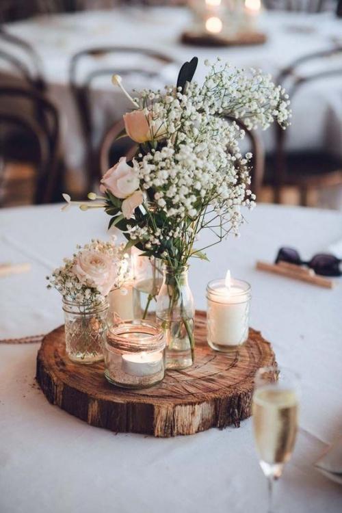plan de table mariage déco de table festive