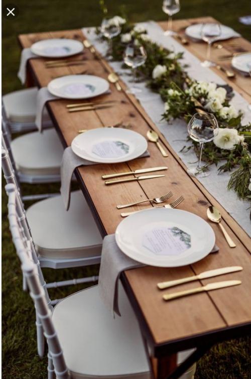 plan de table mariage fête champêtre