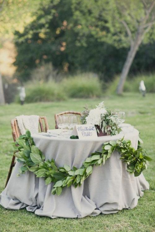 plan de table mariage table pour les mariés