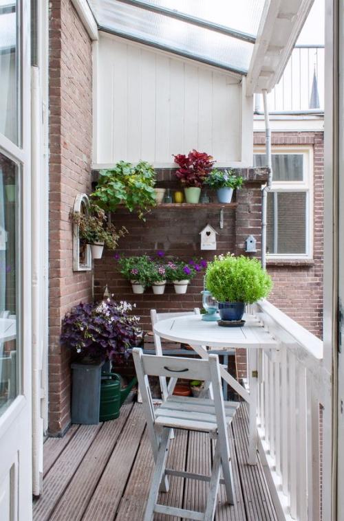 plante en pot terrasse comment cr er un petit jardin botanique chez vous. Black Bedroom Furniture Sets. Home Design Ideas