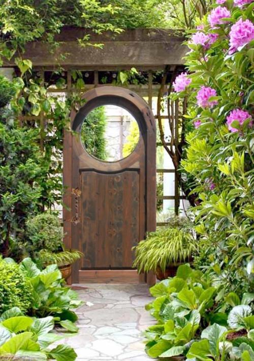 Portillon jardin : votre Césame vers le pays des merveilles