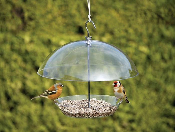 proposition diy mangeoire oiseaux